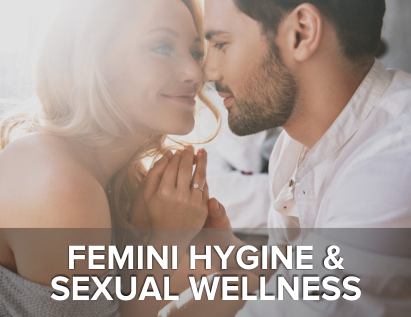 Feminine Hygiene & Sexual Wellness