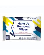 Wiclenz Make Up Removal Wipes - Pack of 10 Wipes - Set of 3