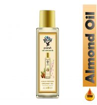 Pramsh Cold Pressed Almond Oil | Rich in Vitamin - E for Healthy Skin, Hair and Body - 100 ml