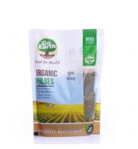Go Earth Organic Moong 500gm