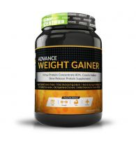 Advance Nutratech Mass Gainer Booster (4LBS, Chocolate Flavor)