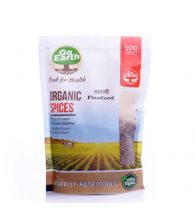 Go Earth Organic Flaxseed 500gm