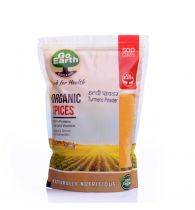 Go Earth Organic Turmeric Powder 500Gm