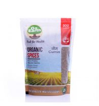 Go Earth Organic Cumin 500gm