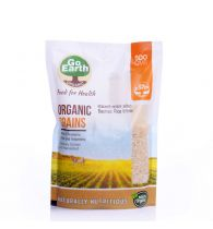 Go Earth Organic Basmati Rice White 500gm