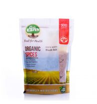 Go Earth Organic Black Salt 500gm