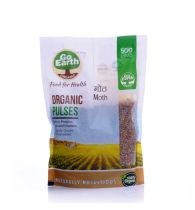 Go Earth Organic Moth Beans 500gm