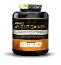Advance Nutratech Advance Weight Gainer (6LBS, Chocolate Flavored)