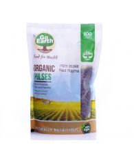 Go Earth Organic Red Rajama Jammu 500gm