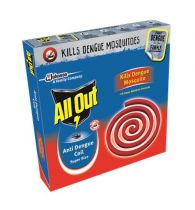 All Out Anti Dengue Coil 10 pcs