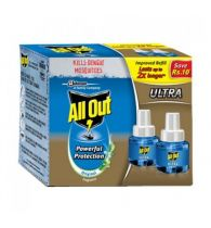 All Out Ultra Refill Liquid Vaporizer 45ml ( Twin Pack )