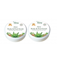 Aloe Body & Foot Scrub 100 gm Set of 2