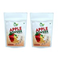 Indian Herbal Valley Natural, Pure and Real Apple Powder (Pack of 2) 50g Each