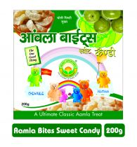 Basic Ayurveda Aamla Bite (Candy) Sweet 200g