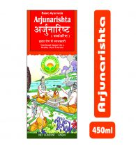 Basic Ayurveda Arjunarishta 450ml