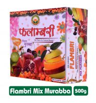 Basic Ayurveda Flambri Mix Murabba 500g