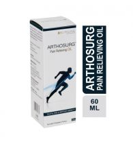 Bio Resurge  Arthosurg Pain Relief Oil For Reliefing In Pain And Improves Lubrications In Joints 60ml