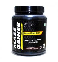 Chiranjeevi Ayurveda Body Boost Up Mass Gainer Advanced Muscle Building 1 Kg