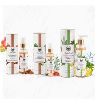 Seer Secrets Body Cleanser and Bath & Shower Oil and Face Cleanser Combo