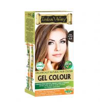 Indus Valley Gel Hair Color Dark blonde 6.0