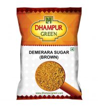Dhampur Green Demerara Sugar (Brown Sugar) 1kg