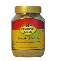 Dhampur Green Jaggery Powder (Desi Shakkar) 700 gm
