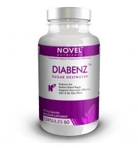 DIABENZ TM 450 MG CAPSULES - REDUCE BLOOD SUGAR