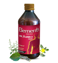 Elements Wellness Uri Flush 3 Liquid - 200 ml