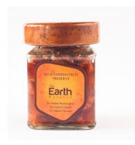 The Earth Reserve Fig & Passion Fruit Preserve - 150 gm