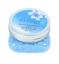 Fuschia Blueberry Bloom Bath salt 50gm