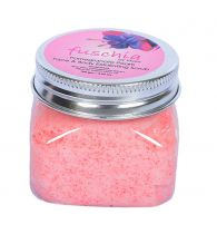 Fuschia Pomegranate Pearls Face & Body Exfoliating Scrub 100gm