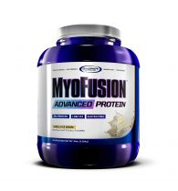 Gaspari Nutrition MyoFusion Advanced Protein, 4lbs Vanilla Ice Cream