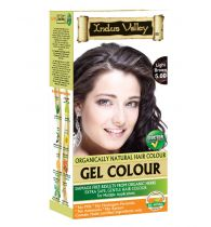 Indus Valley Organically Natural Hair Color  (Light Brown)