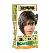Indus Valley Organically Natural Hair Color(Medium Brown)