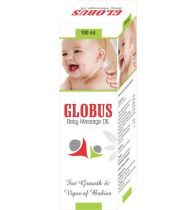 Globus Baby Massage Oil 100ml