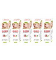 Globus Baby Massage Oil  Pack of 5