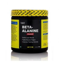 Healthvit Fitness Beta-Alanine Pre-Workout 200 gm (0.44lbs ) Powder, Unflavoured