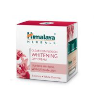 Himalaya Clear Complexion Whitening Day Cream 50gm