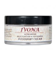 IVONA NUTRI DEFINE REJUVENETING & NOURISHING OVERNIGHT CREAM-50gm