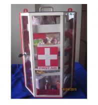 Jilichem SCK-15 First Aid Kit (Vehicle, Home, Workplace)