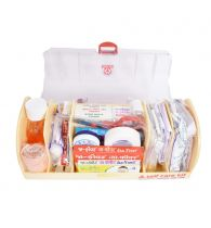 Jilichem SCK-3 First Aid Kit (Vehicle, Home, Workplace)