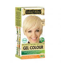 Indus Valley Gel Hair Color lightest blonde 9.0