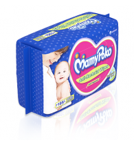 MamyPoko Antibacterial baby Wipes 100 sheets