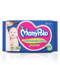 MamyPoko Antibacterial baby Wipes 50 sheets