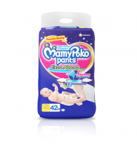 MamyPoko Pants Extra Absorb Diaper Small Size pack 42