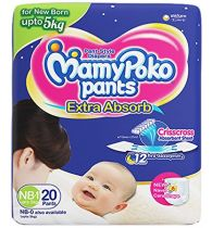 MamyPoko Pants  New born NB-1 (20 Pieces )