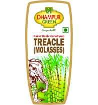 Dhampur Green Treacle cane Surup 500gm