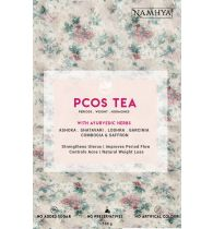 Namhya PCOS Tea with Ayurvedic Herbs - 100gm