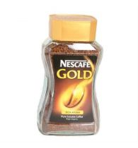 Nescafe Pure Soluble Coffee Gold 50gm Jar
