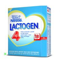 Nestle Lactogen Follow Up Formula (Stage 4) 400gm